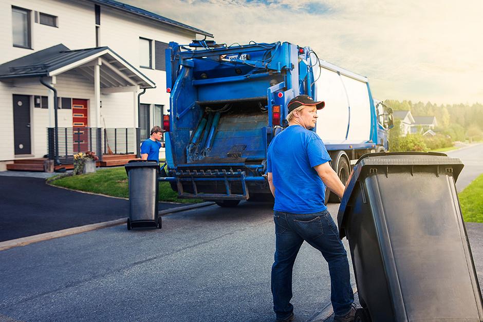 Nykyaikainen jätehuolto on ekologista, luotettavaa, täsmällistä, kustannustehokasta ja asiakkaallemme huomaamatonta.